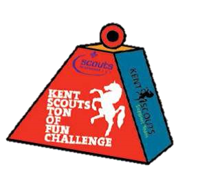 2014 kent scouts ton of fun badge