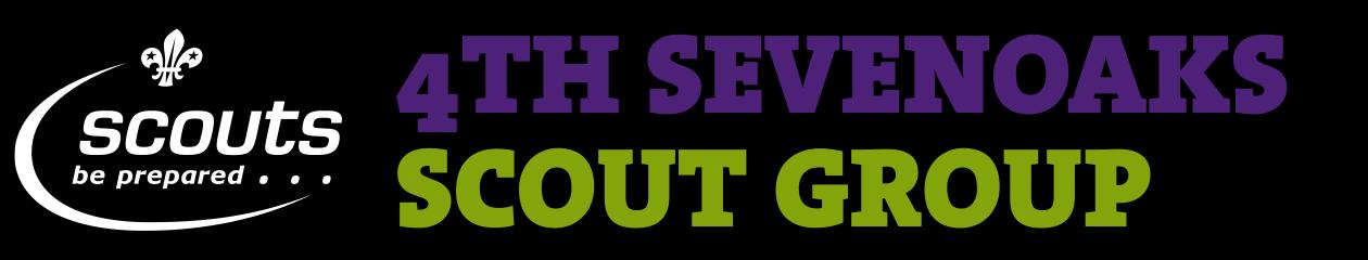 4th Sevenoaks Scout Group