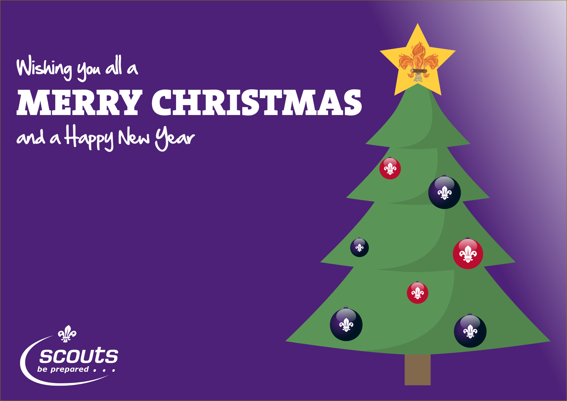 merry christmas 4th sevenoaks scout group